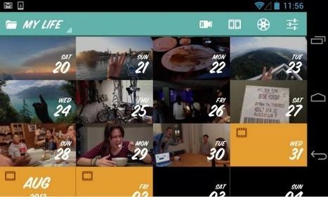 1 Second Everyday : créez simplement le film de votre vie | Geeks | Scoop.it