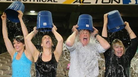 Ice Bucket Challenge leads to gene discovery - GET YOUR CHALLENGE PLANS STARTED! | #ALS AWARENESS #LouGehrigsDisease #PARKINSONS | Scoop.it