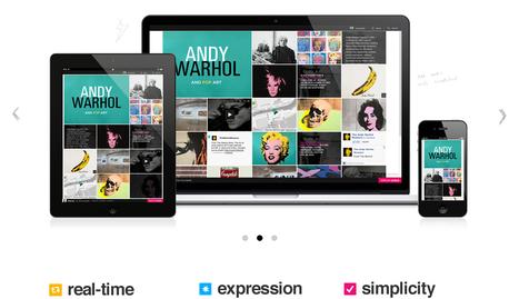 Projeqt. Faire un diaporama interactif - Les Outils Tice | Outils TICE | Scoop.it