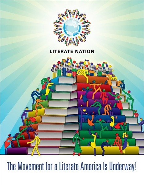 Infographics | Literate Nation | Get The Primary Core | Scoop.it