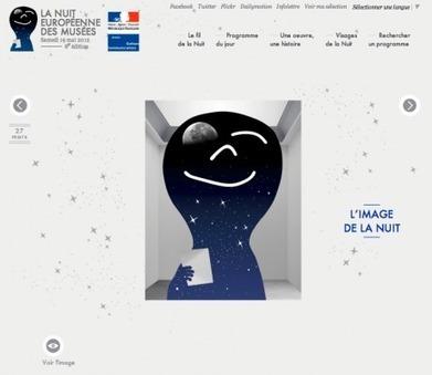 BUZZEUM » Le site internet de la Nuit européenne des musées 2012 | Bien communiquer | Scoop.it