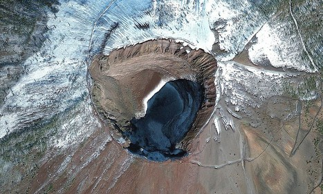 Images of Vesuvius and Grand Canyon from space in advent calendar | Everything from Social Media to F1 to Photography to Anything Interesting. | Scoop.it