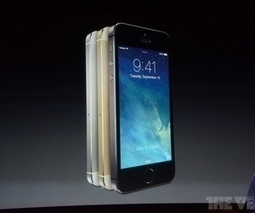 The iPhone 5S: fingerprint sensor, improved camera, and motion co-processor | Technology and Gadgets | Scoop.it
