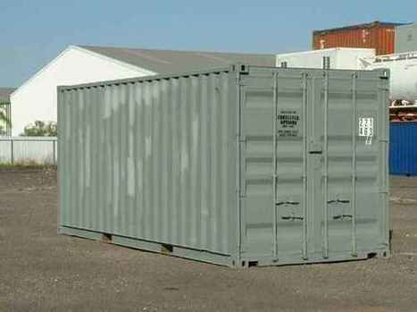 Beginner's Guide To Storage And Shipping Containers | Container Hire | Scoop.it