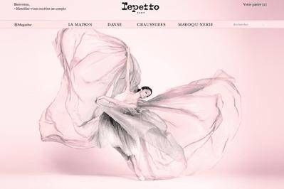 Repetto fait un pas de plus vers le digital - Fashion Dailynews | Expérience en point de vente - Cosmétique | Scoop.it