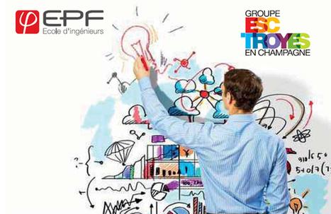 Master of Science « Innovation, Création et Entrepreneuriat »   EPF Ecole d'ingénieurs   FORMATIONS ENTREPREUNARIAT ET INNOVATION   Scoop.it
