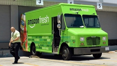 Amazon mum on stores, but bullish on grocery | online grocery delivery | Scoop.it