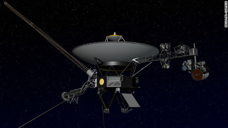 Voyager 1 probe becomes first man-made object to leave solar system | Crap You Should Read | Scoop.it