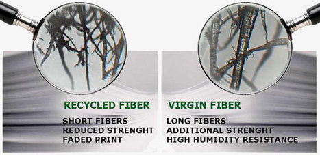 Virgin vs Recycled | Corrugated boxes for all packaging needs in florida | Scoop.it