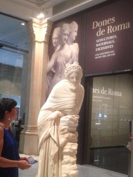Dones de Roma. Seductores, maternals, excessives. | El Fil de les Clàssiques | Cultura Clásica | Scoop.it