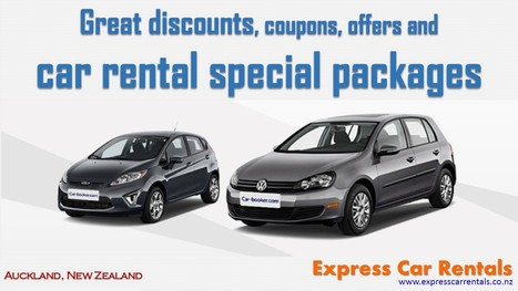 Car Rental Special Packages in NZ | Auckland Car Rentals | Scoop.it