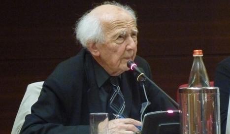Zygmunt Bauman, ''I social media sono una via di fuga dai problemi ... - Libreriamo | web mkt | Scoop.it