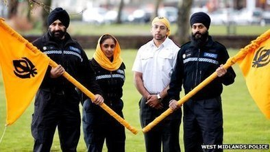 New group for Sikh police officers? Still no association for persecuted white police officers | The Indigenous Uprising of the British Isles | Scoop.it