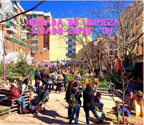 Les laboratoires CITOYENS madrilènes : la fabrique des « communs urbains » | UrbaNews | actions de concertation citoyenne | Scoop.it