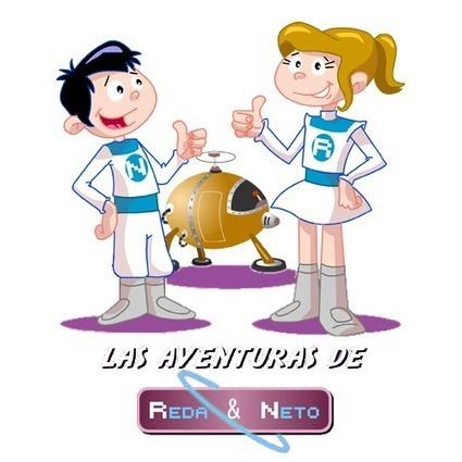 Las Aventuras de Reda y Neto | Las TIC en el aula de ELE | Scoop.it