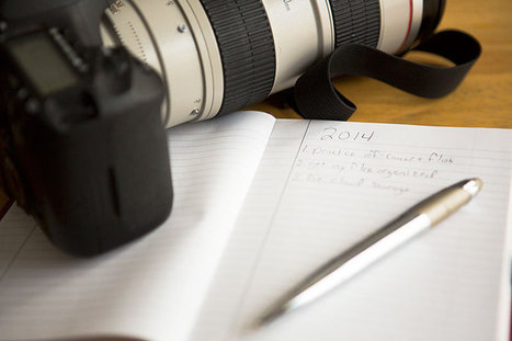 10 New Year's Resolutions to Improve Your Photography | Hunted & Gathered | Scoop.it