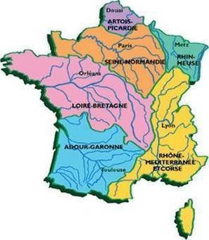 Plusieurs régions françaises pourraient manquer d'eau d'ici 2030   Nature et Vie   Scoop.it