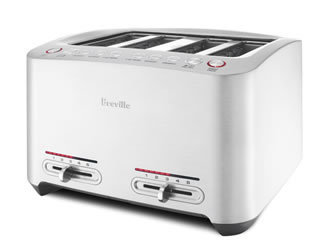 Breville - Product Detail - BTA840   Professional 800 Collection® 4 Slice Toaster   Design   Scoop.it