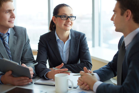 The Key to Driving Sales With Content: Your Employees - Forbes | Business Development | Scoop.it