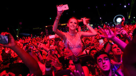 Coachella story on Snapchat garnered over 40 million views, CEO tweets | The New Business of Music Technology | Scoop.it