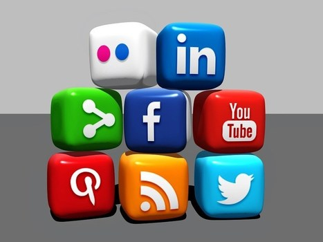 5 Ways to Use Social Media for Learning | Learning & Training - www.click4it.org | Scoop.it
