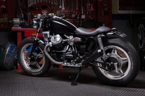 HONDA CX 500 E 1981 | JeriKan Motorcycles | CX500 | Scoop.it