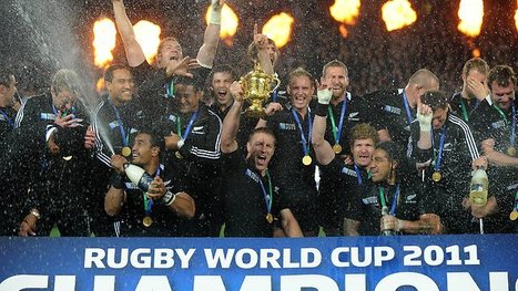 All Blacks end hoodoo in tense final | RWC - Rugby World Cup 2011 | Scoop.it