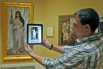 Bringing art to life through augmented reality | Digital Innovation | Scoop.it