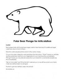 Polar Bear Plunge! | Speech-Language Pathology | Scoop.it