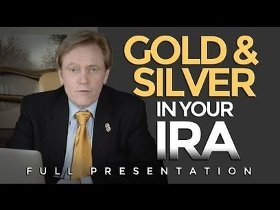 How To Hold Gold & Silver In Your IRA - Bulletproof Your Retirement | Gold Bars | Scoop.it