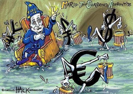 La baguette magique des banques centrales n'aura pas d'effet (E. von Greyerz) | La fin d'un monde en direct (fissures d'un système économique à bout de souffle) | Scoop.it