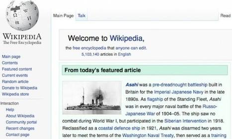 Wikipedia too male? - Canada News   Women and Wikimedia   Scoop.it