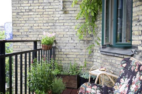 Balcony | Arkitektura xehetasunak | Scoop.it