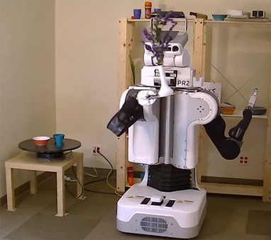 PR2 Learns How To Be a Robobutler Without Destroying Things - IEEE Spectrum | leapmind | Scoop.it
