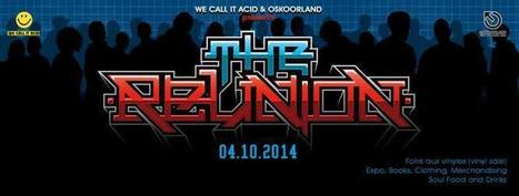 04.10.14 • WE CALL IT...THE REUNION ! • Hip-hop event @ La Bodega in Brussels | CHRONYX.be : we love urban events ! | Scoop.it
