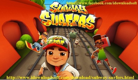 Free Download Game Subway Surfers for Android & i-phone | Games | Scoop.it