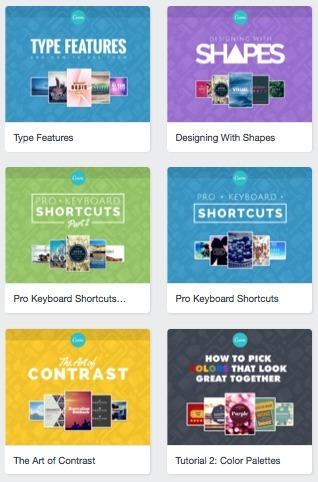 Canva – Amazingly simple graphic design for blogs, presentations, Facebook covers, flyers and so much more. | Social media | Scoop.it