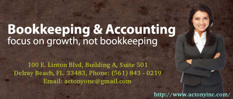 Services Of A Certified Public Accountant | actonyinc.com | CPA and Tax Consulting | Scoop.it