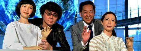 Por qué los japoneses aman a los robots | LabTIC - Tecnología y Educación | Scoop.it