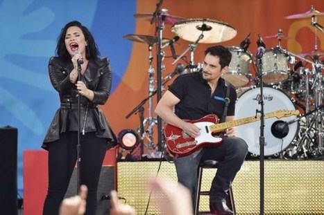 Brad Paisley, Demi Lovato Share 'Without a Fight' Music Video | Country Music Today | Scoop.it