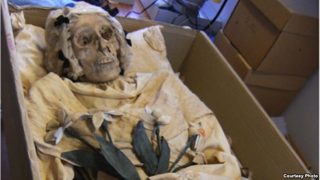 Mummified bodies from 18th century Europe found to have multiple tuberculosis infections | Amazing Science | Scoop.it