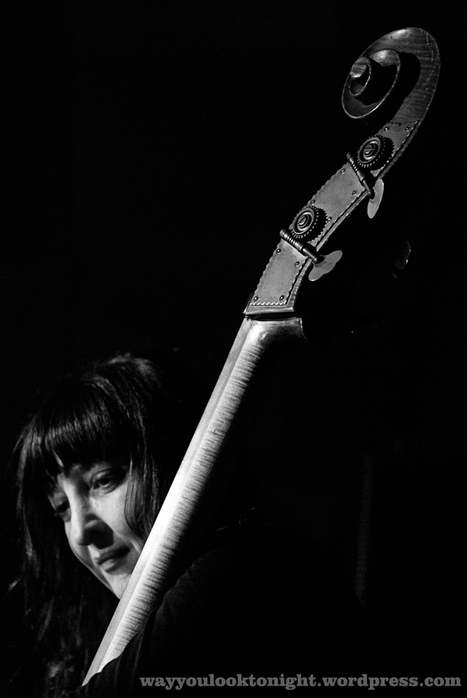 Giulia Valle Libera al Jamboree, (Barcelona, 19-2-2013) per Dani Álvarez | JAZZ I FOTOGRAFIA | Scoop.it