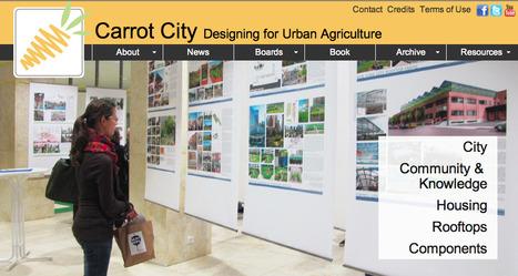 Carrot City | Économie circulaire locale et résiliente pour nourrir la ville | Scoop.it