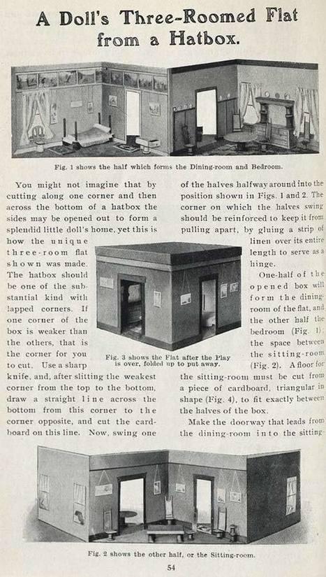 Come See, Come Sew: Vintage Books on Handicrafts | Fiber Arts | Scoop.it