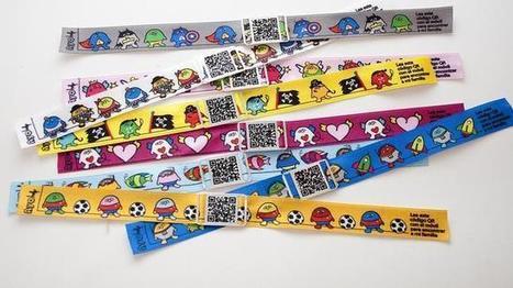 Des bracelets QRcode pour retrouver votre enfant égaré | QRiousCODE | Scoop.it