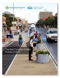 The Best Complete Streets Policies of 2014 | Smart Growth America | Criminology and Economic Theory | Scoop.it