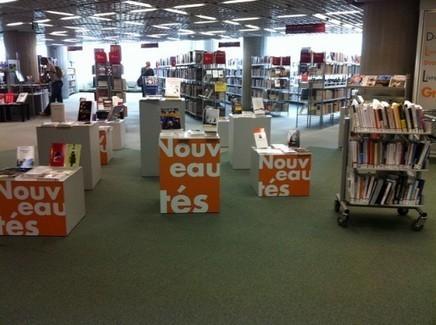 Les bibliothèques de Bordeaux 100% gratuites - Rue89 Bordeaux | Bibliothèques vivantes | Scoop.it