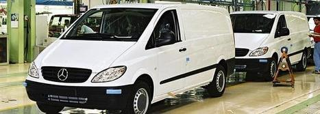 Mercedes contratará este mes a 300 nuevos trabajadores para la nueva furgoneta | miltrabajos | Scoop.it