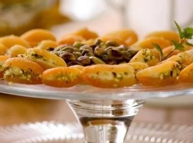 Receita de Damasco com cream cheese e gorgonzola - Cyber Cook Receitas | Receitas da Lia | Scoop.it