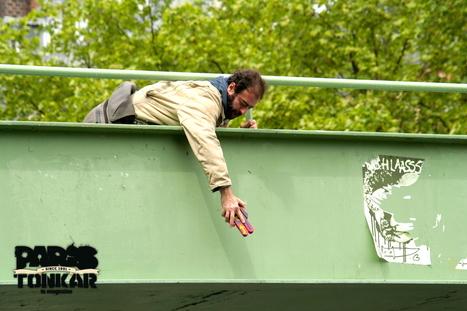 Men at Work in a full action ! | Tarek artwork | Scoop.it